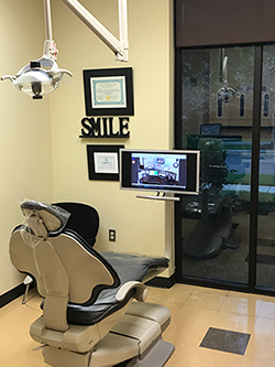 Mooresville Dentist Office
